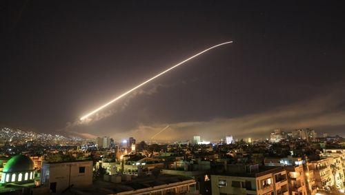 Tiết lộ sốc về các phương án tấn công Syria mà Lầu Năm Góc trình Tổng thống Mỹ - Ảnh 1