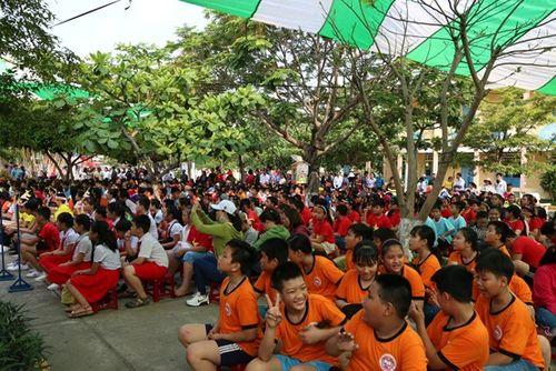 FrieslandCampina Việt Nam đồng hành cùng ngày hội học sinh tiểu học tại Đà Nẵng - Ảnh 1