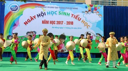 FrieslandCampina Việt Nam đồng hành cùng ngày hội học sinh tiểu học tại Đà Nẵng - Ảnh 2