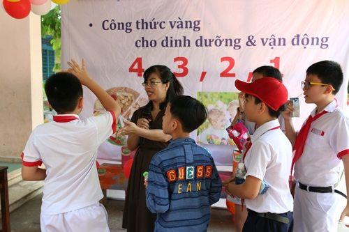 FrieslandCampina Việt Nam đồng hành cùng ngày hội học sinh tiểu học tại Đà Nẵng - Ảnh 3