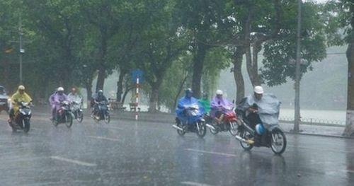 Dự báo thời tiết ngày 19/4: Nam Bộ đề phòng tố, lốc, miền Bắc mưa trở lại - Ảnh 1