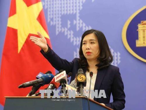 Việt Nam hoan nghênh thúc đẩy đối thoại, duy trì hòa bình, ổn định trên bán đảo Triều Tiên - Ảnh 1