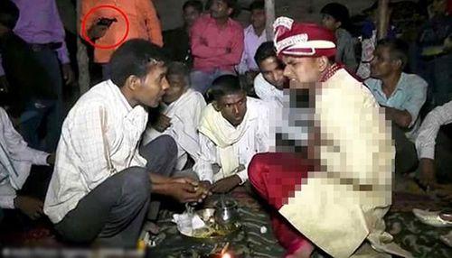 Đang ngồi tiếp chuyện với khách trong lễ cưới, chú rể bị bắn tử vong  - Ảnh 1