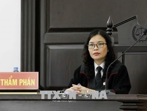 Bị cáo Đinh La Thăng cùng Luật sư bào chữa tranh luận về tội danh - Ảnh 3
