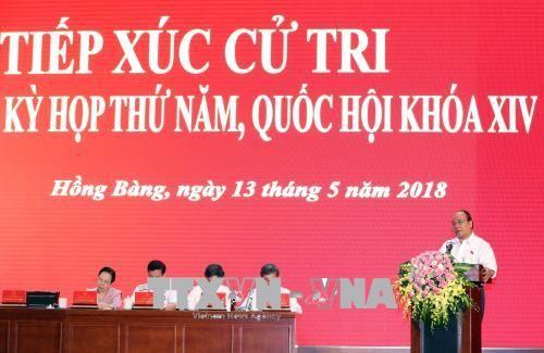 Thủ tướng: Lương thấp là một nguyên nhân của tham nhũng vặt - Ảnh 4