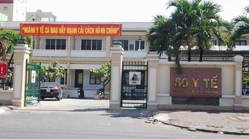 Tổ chức kiểm điểm nguyên Giám đốc sở Y tế tỉnh Cà Mau - Ảnh 1