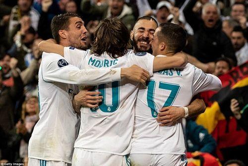 """Real Madrid vs Bayern Munich hòa 2 - 2: """"Hùm xám"""" dừng bước đầy tiếc nuối - Ảnh 1"""