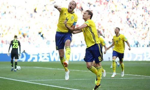 Thụy Điển vs Hàn Quốc 1 - 0: Bàn thắng tranh cãi từ VAR - Ảnh 1