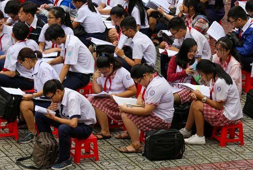 Đáp án, đề thi môn Ngoại ngữ vào lớp 10 tại TP. Hồ Chí Minh - Ảnh 7
