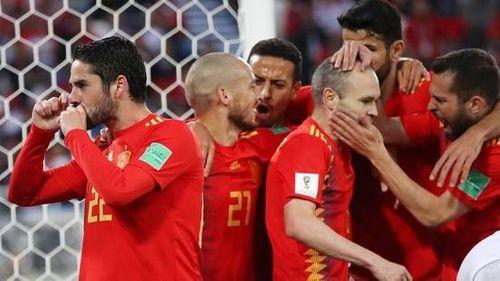 """""""Kèo thơm"""" World Cup 2018 Tây Ban Nha – Nga: Đội bóng xứ bò tót tiến vào tứ kết? - Ảnh 1"""