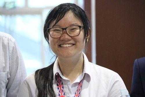 Nữ sinh Việt Nam xuất sắc đạt điểm cao nhất kỳ thi Olympic Sinh học quốc tế - Ảnh 2