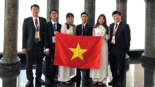 Nữ sinh Việt Nam xuất sắc đạt điểm cao nhất kỳ thi Olympic Sinh học quốc tế - Ảnh 1