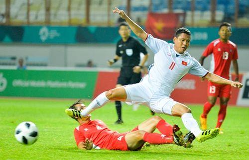 Olympic Việt Nam đánh bại Olympic Nepal 2-0 - Ảnh 2