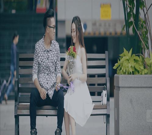 Châu Khải Phong cầu hôn bạn gái trong MV mới - Ảnh 2