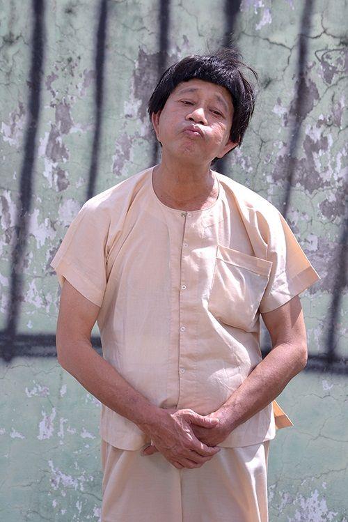 """Những biểu cảm """"khó đỡ"""" nhưng siêu đáng yêu của danh hài Bảo Chung - Ảnh 3"""