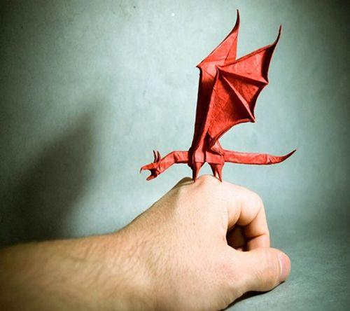 Ngắm bộ sưu tập origami động vật sinh động của nghệ sĩ Tây Ban Nha - Ảnh 3