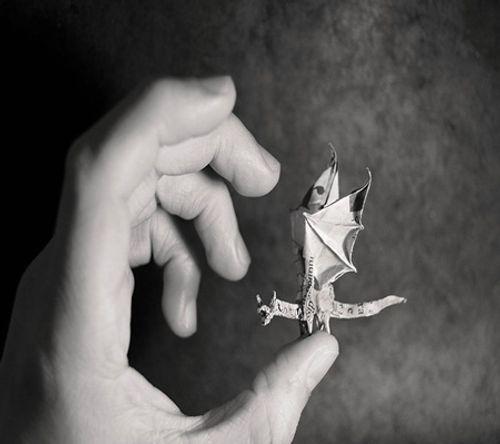 Ngắm bộ sưu tập origami động vật sinh động của nghệ sĩ Tây Ban Nha - Ảnh 10