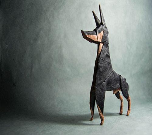 Ngắm bộ sưu tập origami động vật sinh động của nghệ sĩ Tây Ban Nha - Ảnh 6