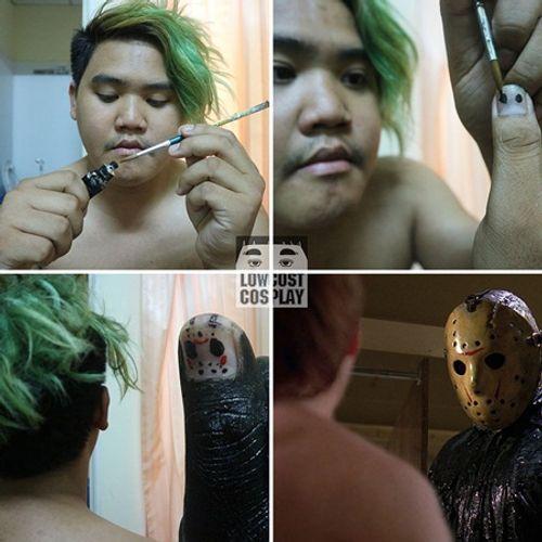 Chàng trai người Thái có biệt tài cosplay giá rẻ - Ảnh 9
