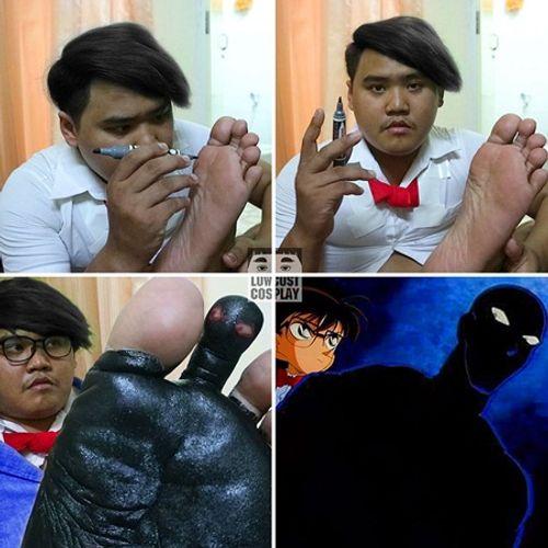 Chàng trai người Thái có biệt tài cosplay giá rẻ - Ảnh 7