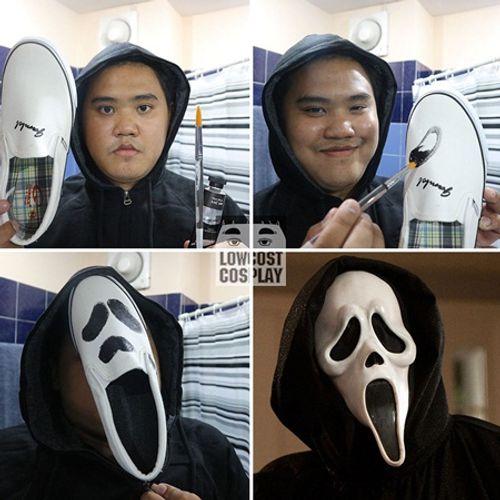 Chàng trai người Thái có biệt tài cosplay giá rẻ - Ảnh 8