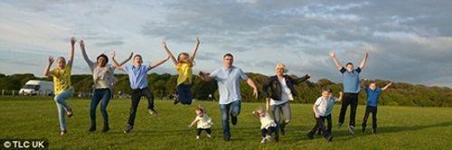 Cuộc sống của cặp vợ chồng có 12 đứa con - Ảnh 4