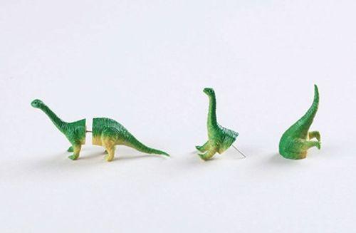Chiêm ngưỡng đôi bông tai khủng long cực độc – lạ - Ảnh 2