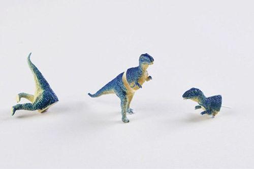 Chiêm ngưỡng đôi bông tai khủng long cực độc – lạ - Ảnh 5