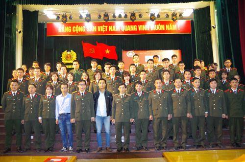 Học viện An ninh nhân dân: Thắp lửa đam mê CN&ANTT cho sinh viên - Ảnh 5