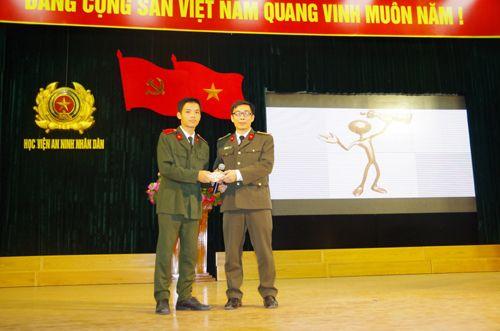 Học viện An ninh nhân dân: Thắp lửa đam mê CN&ANTT cho sinh viên - Ảnh 4