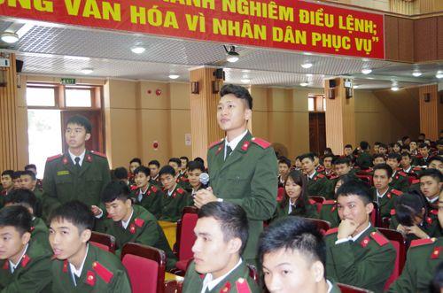 Học viện An ninh nhân dân: Thắp lửa đam mê CN&ANTT cho sinh viên - Ảnh 3