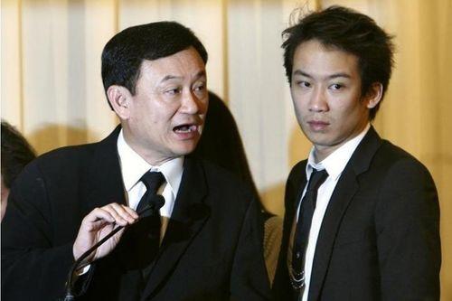 Con trai cựu Thủ tướng Thái Lan bị cáo buộc rửa tiền - Ảnh 1