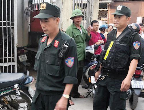 Nghi phạm sát hại 5 người một nhà ở Sài Gòn đã bị bắt - Ảnh 1