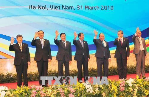Tuyên bố chung Hội nghị Thượng đỉnh tiểu vùng Mekong mở rộng lần thứ 6 - Ảnh 1
