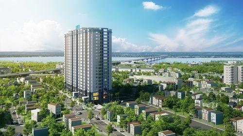 Sức hấp dẫn của bất động sản ven sông Hồng - Ảnh 2