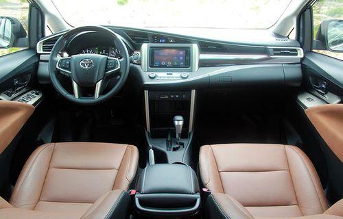 Thay đổi mạnh mẽ, Toyota Innova có gì khác biệt? - Ảnh 5