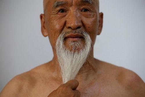 Gặp mặt những cao thủ võ thuật nổi tiếng của Trung Quốc - Ảnh 1