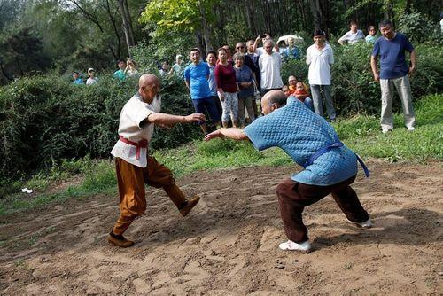 Gặp mặt những cao thủ võ thuật nổi tiếng của Trung Quốc - Ảnh 4