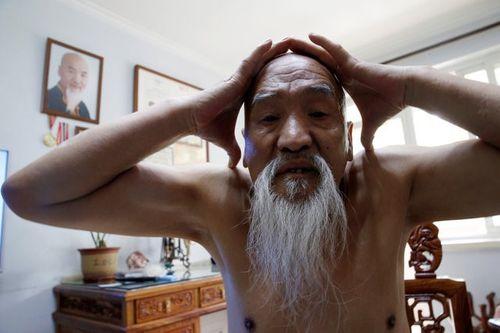 Gặp mặt những cao thủ võ thuật nổi tiếng của Trung Quốc - Ảnh 6
