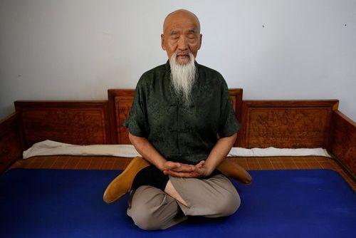 Gặp mặt những cao thủ võ thuật nổi tiếng của Trung Quốc - Ảnh 7