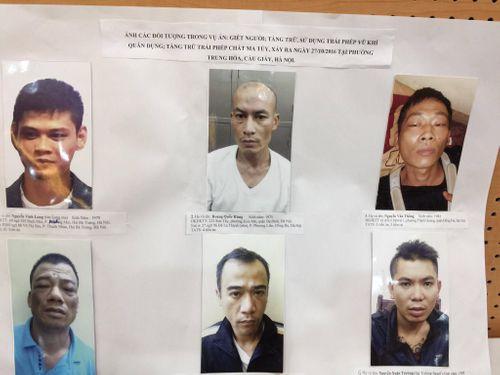 Độc quyền: Hành trình tội ác của những kẻ nổ súng giết người tại Cầu Giấy - Ảnh 1