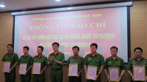 Đại tá Nguyễn Duy Ngọc: Ai tàng trữ vũ khí, vật liệu nổ sẽ bị xử lý nghiêm - Ảnh 1