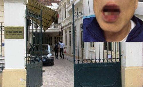 Vụ tiến sĩ 76 tuổi bị đánh: Công an chờ kết quả giám định để xử lý - Ảnh 1