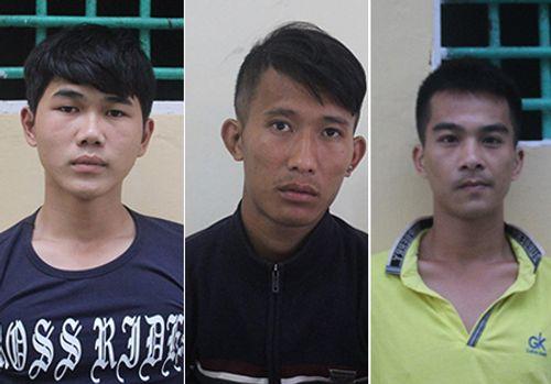 Tóm gọn nhóm cướp 9x tại Quảng Ninh - Ảnh 1