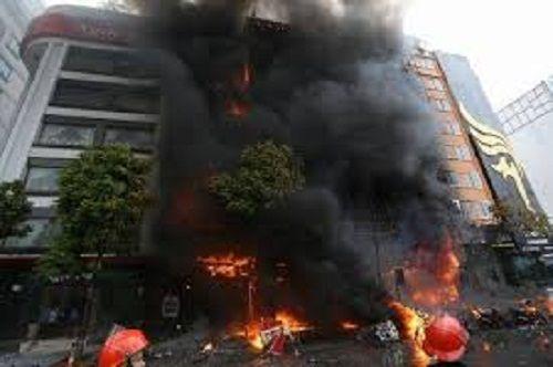 Kết quả điều tra vụ cháy quán karaoke làm 13 người thiệt mạng - Ảnh 1
