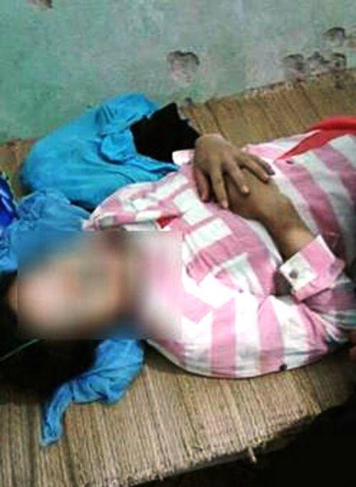 Nước mắt người vợ mang thai bị chồng đánh bỏ đi giữa đêm khuya - Ảnh 1