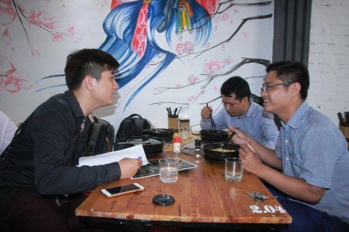 Xôn xao chàng trai ăn mỳ cay cấp độ 12 ở xứ Nghệ - Ảnh 3