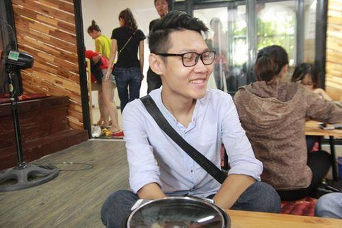 Xôn xao chàng trai ăn mỳ cay cấp độ 12 ở xứ Nghệ - Ảnh 2