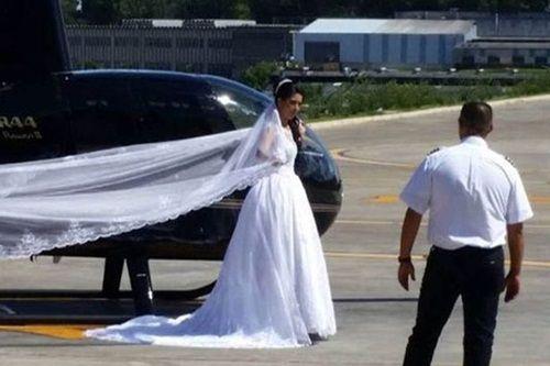 Cô dâu gặp nạn trên máy bay, đám cưới bỗng thành đám tang - Ảnh 1