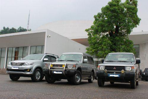 Thừa 55 ô tô cũ nhưng Bộ Công thương muốn mua thêm 19 xe - Ảnh 1